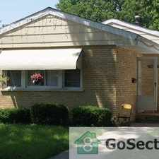 Rental info for *** BEAUTIFUL 3 BEDROOM HOUSE - READY NOW FOR RENT ON 114TH PLACE *** in the Morgan Park area