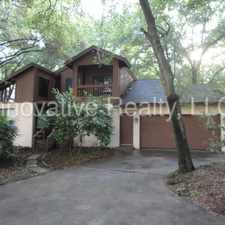 Rental info for Beautiful 4b/2ba Longwood Home - Lots of Trees! in the Jacksonville area