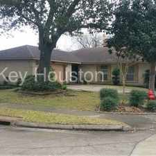 Rental info for 1315 Goswell Lane Channelview TX 77630 in the Houston area
