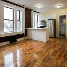 Rental info for 41 Jefferson Street #8 in the New York area