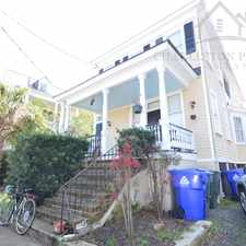 Rental info for 183 Queen Street in the Charleston area