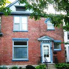 Rental info for 70 and 70 1/2 S. 18th Street in the Richmond area