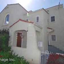 Rental info for 247 Loma Ave in the Long Beach area