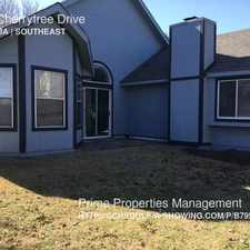 Rental info for 1115 Cherrytree Drive in the Arlington area