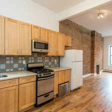 Rental info for Chauncey St & Rockaway Ave in the New York area