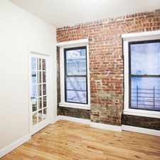 Rental info for E 102nd St & Lexington Ave in the New York area