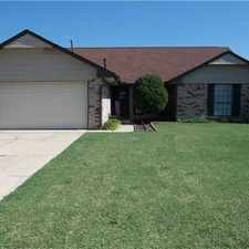 Rental info for 11304 Windmill Road in the Oklahoma City area