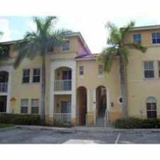 Rental info for 4455 Southwest 160th Avenue #207 in the Miramar area