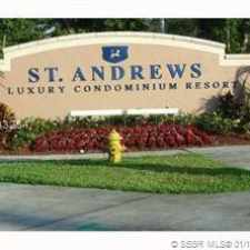 Rental info for 12130 St.Andrews Place #207 in the Pembroke Pines area