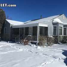 Rental info for $2700 4 bedroom House in Denver South University in the Denver area