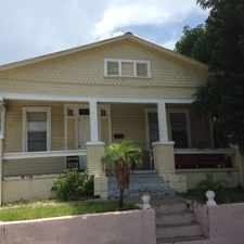 Rental info for 2406 E Columbus Dr. in the East Tampa area