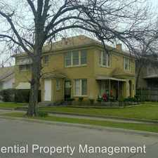 Rental info for 800 Lowden in the Fort Worth area