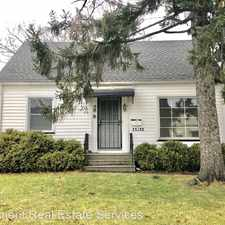 Rental info for 21412 WATSON RD in the Maple Heights area