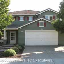 Rental info for 1404 Tom Fowler Dr. in the Tracy area