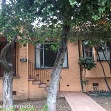 Rental info for 2849 Lincoln in the Oakland area