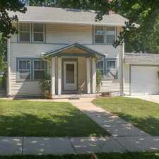 Rental info for 4806 Webster St. in the Omaha area