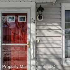 Rental info for 29 Old Orchard Rd #54