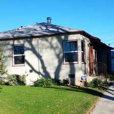 Rental info for 1332 Elm Street A in the Alhambra area