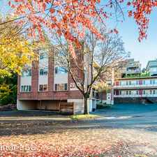 Rental info for 3310A York Rd S in the Mount Baker area