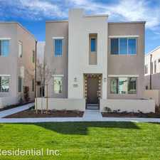 Rental info for 155 Terrapin in the Irvine area
