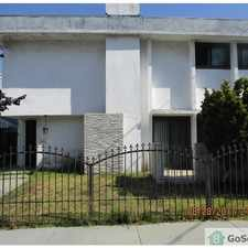 Rental info for Fabulous 3-br Inglewood apartment in the Los Angeles area