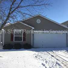 Rental info for 1825 Blue Pine Ln - Spectacular 3 Bedroom Ranch with Fenced in Backyard! in the Indianapolis area
