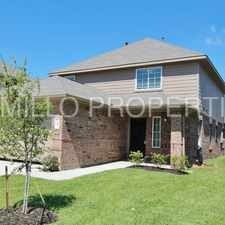 Rental info for Rodeo Palms - 19 Catalina Ct, Manvel, TX, 77578