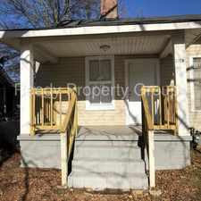 Rental info for 2 bed 1 bath duplex - Full Remodeled!! in the Greenville area