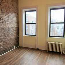 Rental info for Nassau Ave & Kingsland Ave in the New York area