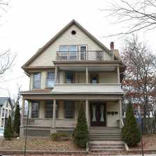 Rental info for 116 Mansfield Street in the New Haven area
