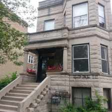 Rental info for Spacious 3 BR, 1B Apartment with Family Room (could be 4th BR) and dining room in Historic Greystone on West Jackson Blvd. in the West Garfield Park area