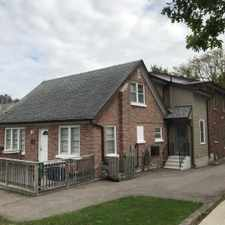 Rental info for 379 Erb West in the Kitchener area