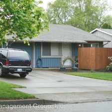 Rental info for 13709-13711 SE 20th Circle in the Vancouver area