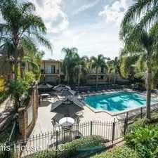 Rental info for 115 S Lois Ave in the Beach Park area