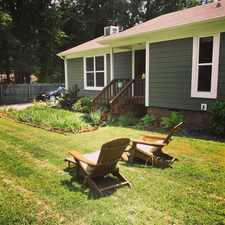 Rental info for Roomy Ranch in the Huntersville area