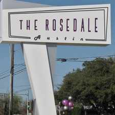 Rental info for The Rosedale in the Austin area
