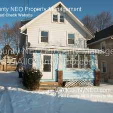 Rental info for 1103 Liberty Ave