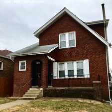 Rental info for 3942 Kingsland Ct. in the St. Louis area