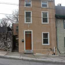 Rental info for 309 Green Lane in the Philadelphia area