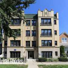 Rental info for 4737 Hermitage #105 in the Back of the Yards area