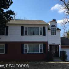 Rental info for 3178 S. Madison Ave Unit B in the Tulsa area