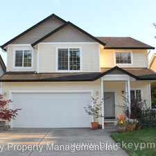 Rental info for 15015 NE 70th Street in the Vancouver area