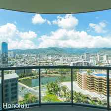 Rental info for 1837 Kalakaua Ave. #2108