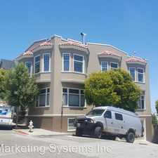 Rental info for 195 Gates St in the Bernal Heights area
