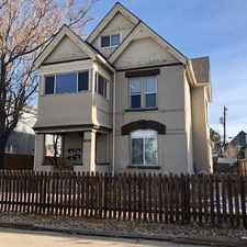 Rental info for 358 Lincoln Street - Unit 2 in the Denver area