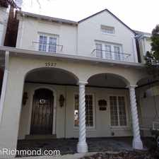 Rental info for 3527 Grove Avenue in the The Museum District area