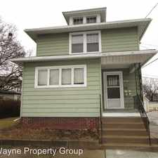 Rental info for 1018 Dearborn Street - Apt in the East Central area