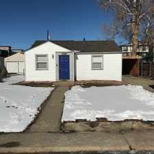 Rental info for 6849 Reno Dr. in the Denver area
