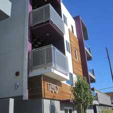 Rental info for 1750 Sawtelle Blvd in the Los Angeles area