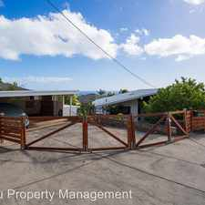 Rental info for 1525B Paula Drive in the Honolulu area